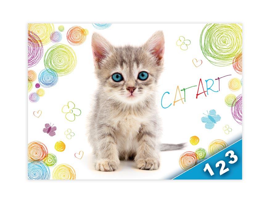 dosky na číslice Mačka 8020918