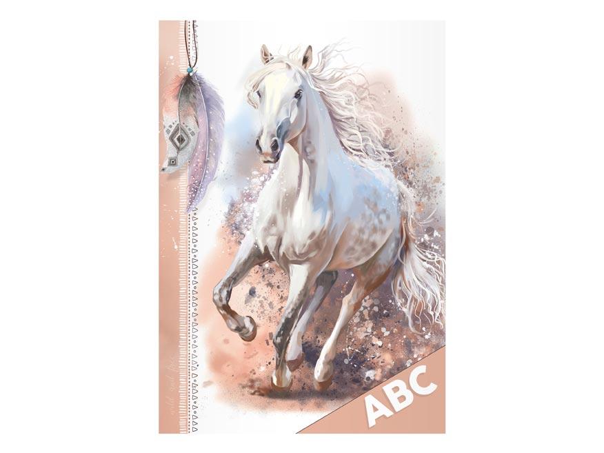 MFP 8020945 Dosky na ABC Kôň