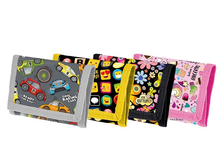 peňaženka detská mix 8030240