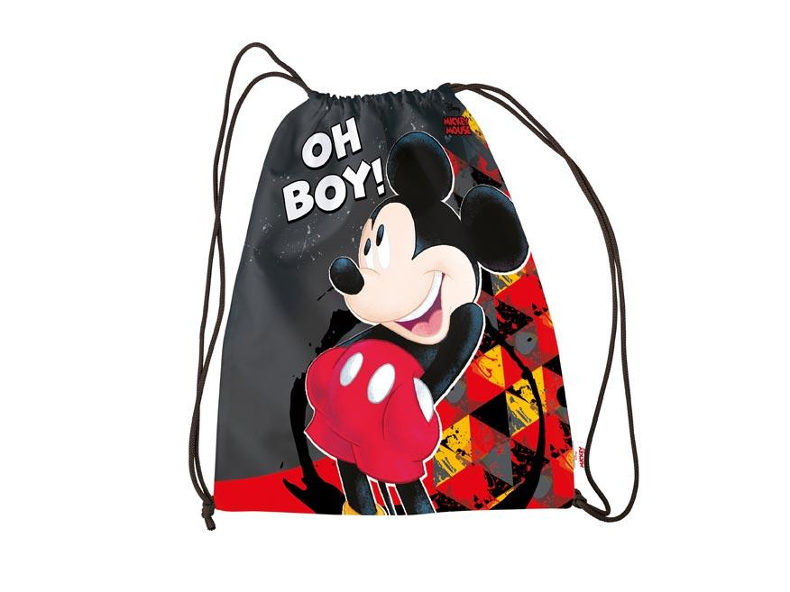 Vrecko na prezúvky Mickey 30x39cm