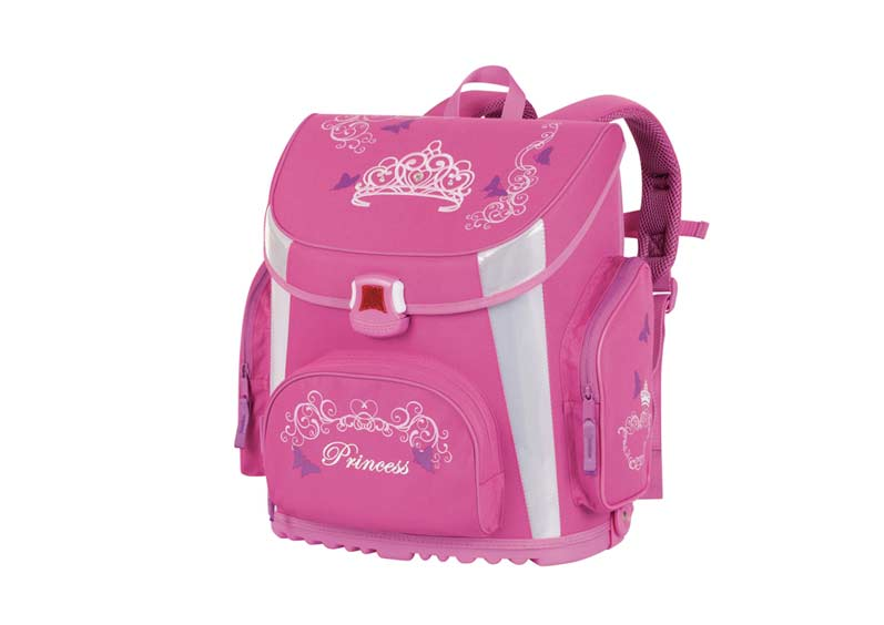 batoh školský Noble Pink 8071071