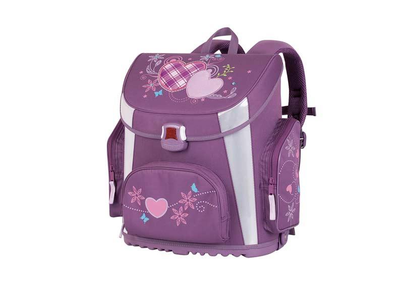 Batoh školský Noble Violet