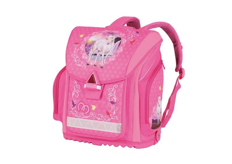 Batoh školský Elite Pink