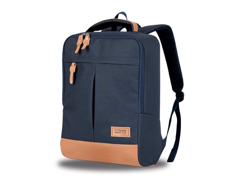 Batoh Backpack Cube Blue