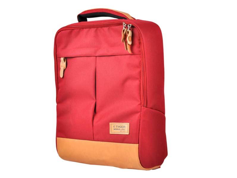 batoh Cube Red 8071122