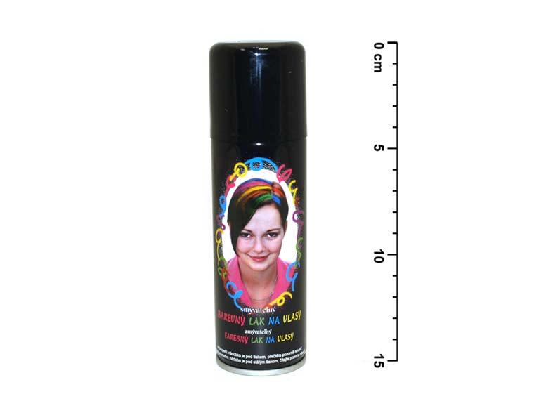 Spray na vlasy 141 čierny