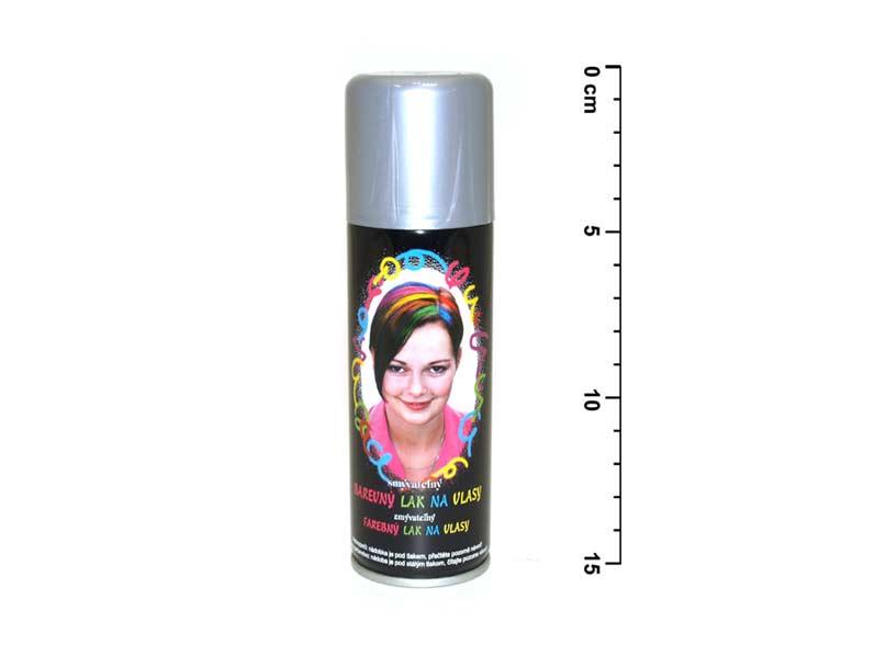 Spray na vlasy 141 strieborný
