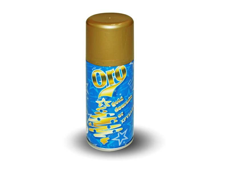Spray 110 metal zlatý