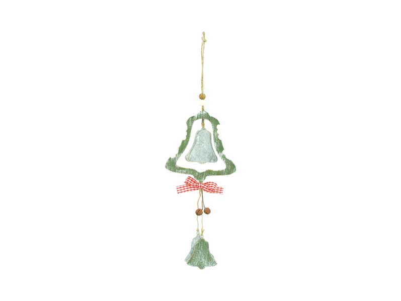 Záves zvonek drevený HW- 38761D