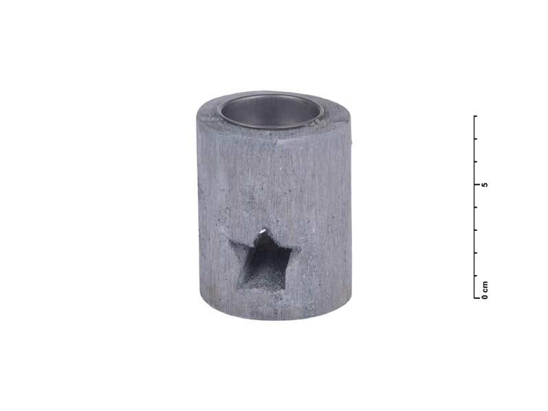 svietnik drevo hviezda 6 x 8cm 8885464