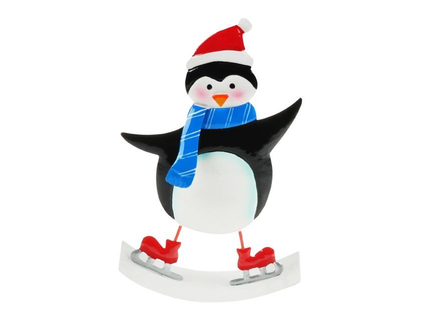 tučniak plech 21cm - hojdajúci sa 8885790