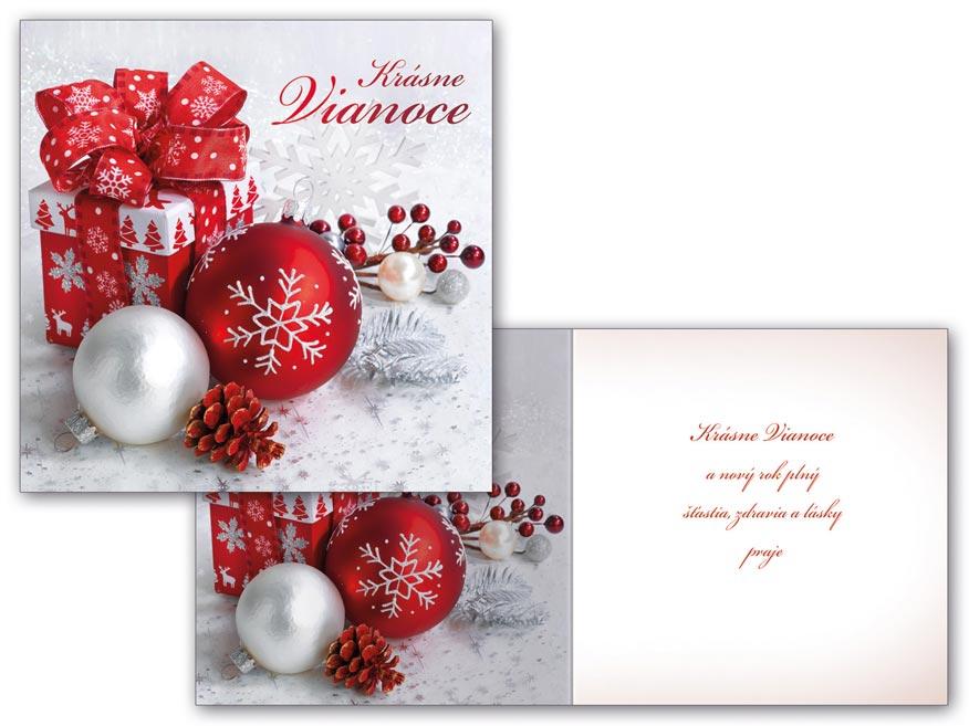 SK Blahoželanie vianočné V24-378 H
