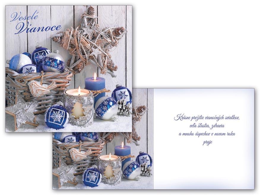 SK Blahoželanie vianočné V24-379 H