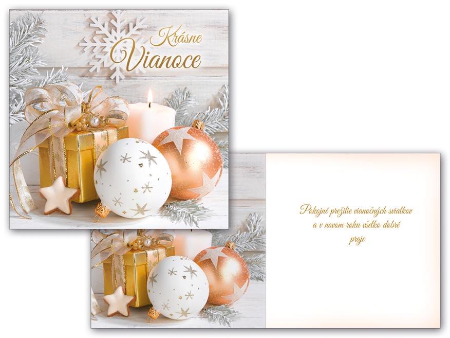 SK Blahoželanie vianočné V24-380 H