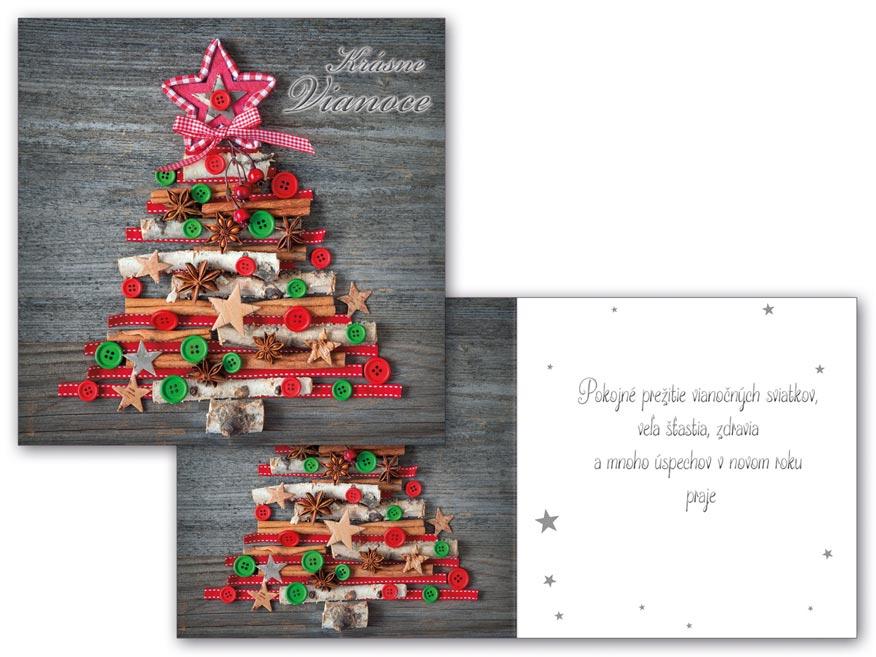 SK Blahoželanie vianočné V24-381 H