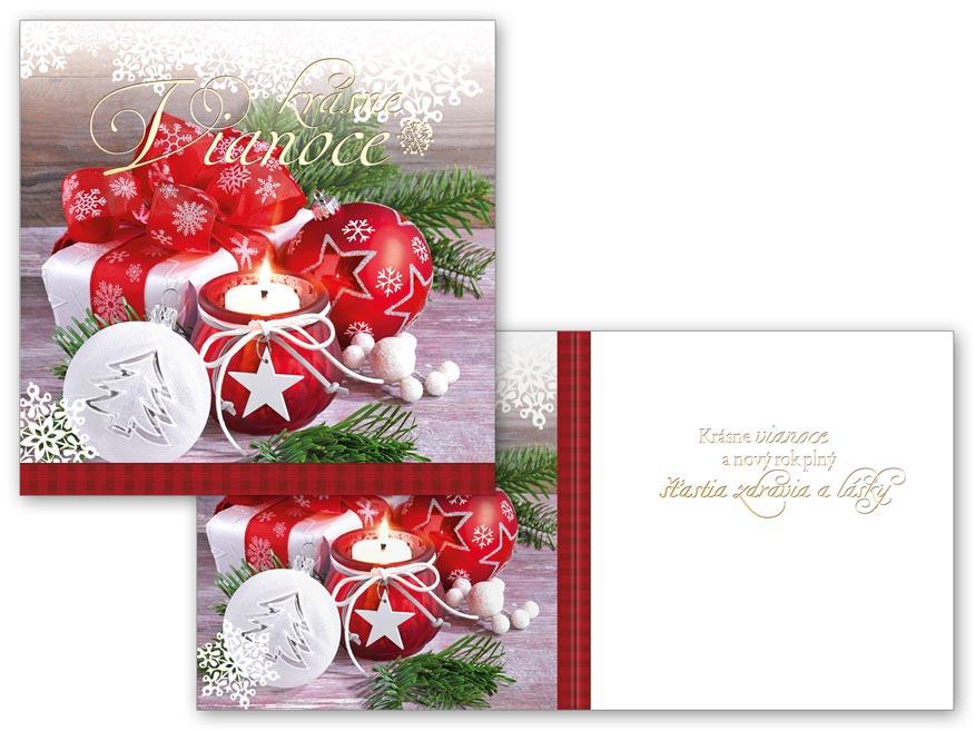 SK Blahoželanie vianočné V24-388 H