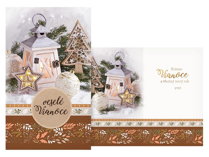 MFP PRANI H 467 SK Blahoželanie vianočné V24-413 H