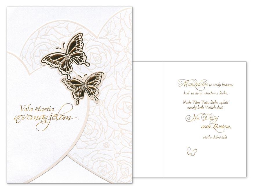 SK Blahoželanie svadobné  CN-421