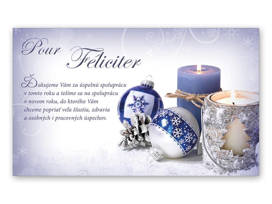 SK Blahoželanie novoročný, PF V24- 376 K