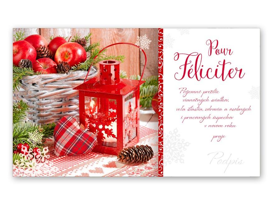 sK Blahoželanie novoročný, PF V24-390 K PRANI_K__90