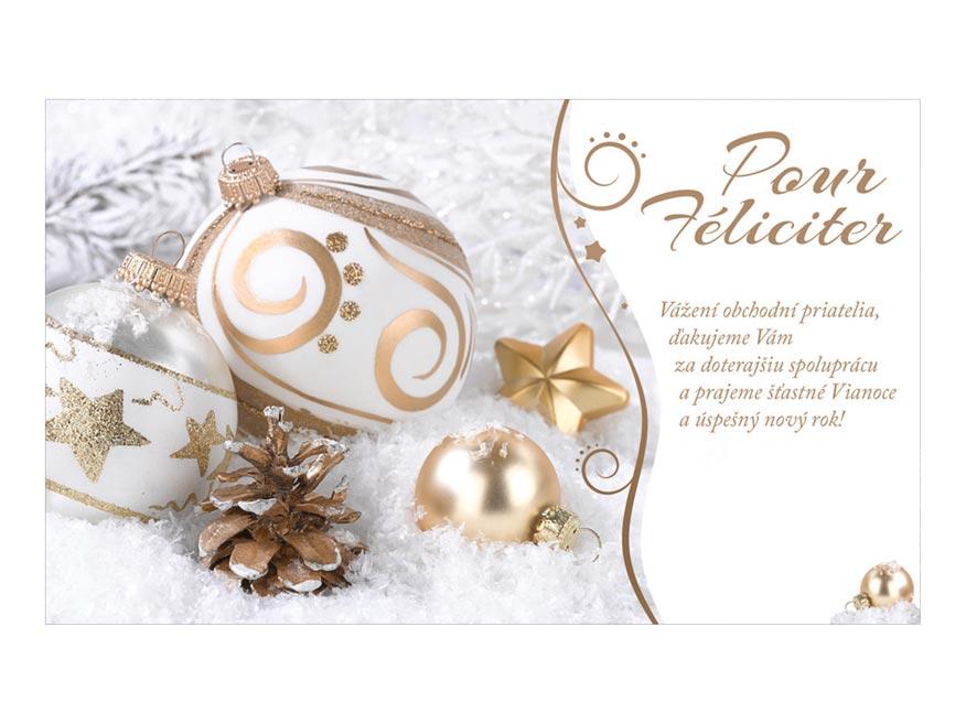 sK Blahoželanie novoročné, novoročné, PF V24-409 K PRANI_K__98