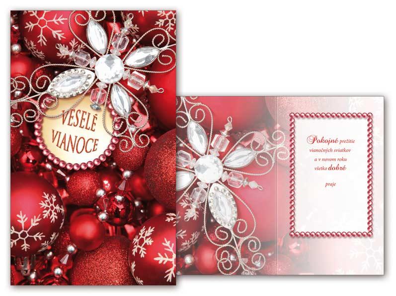 SK Blahoželanie vianočné V24-312 T