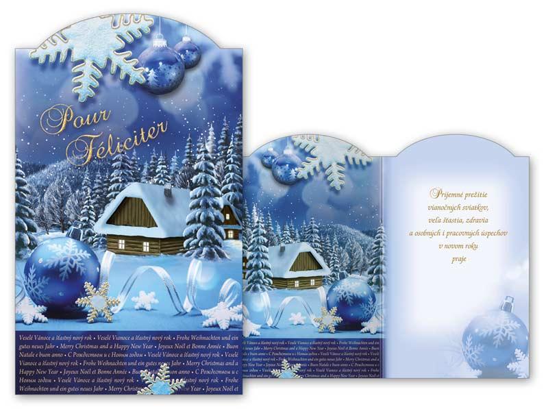 sK Blahoželanie novoročné, PF V24-317 T PRANI_T_1162