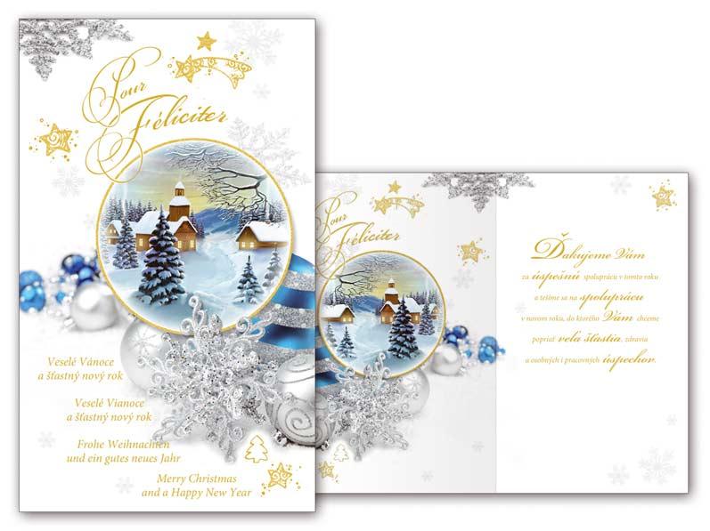 sK Blahoželanie novoročné, PF V24-319 T PRANI_T_1163
