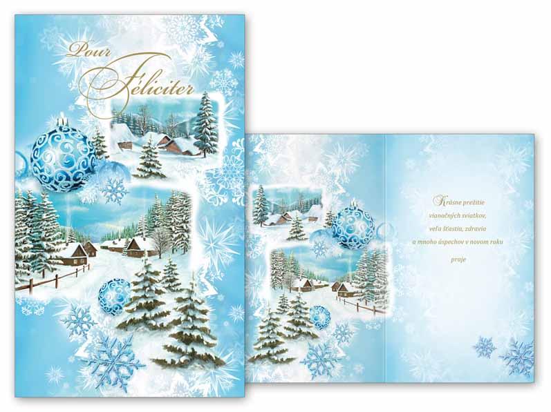 sK Blahoželanie novoročné, PF V24-338 T PRANI_T_1374
