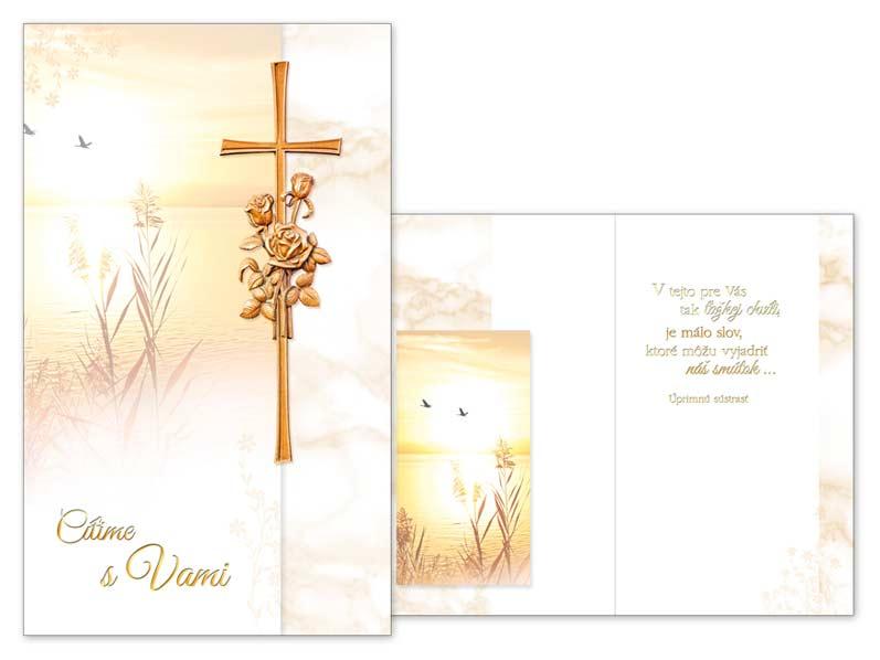 301b2749c SK Blahoželanie kondolenčné M13-060 T | MFP papier s.r.o.