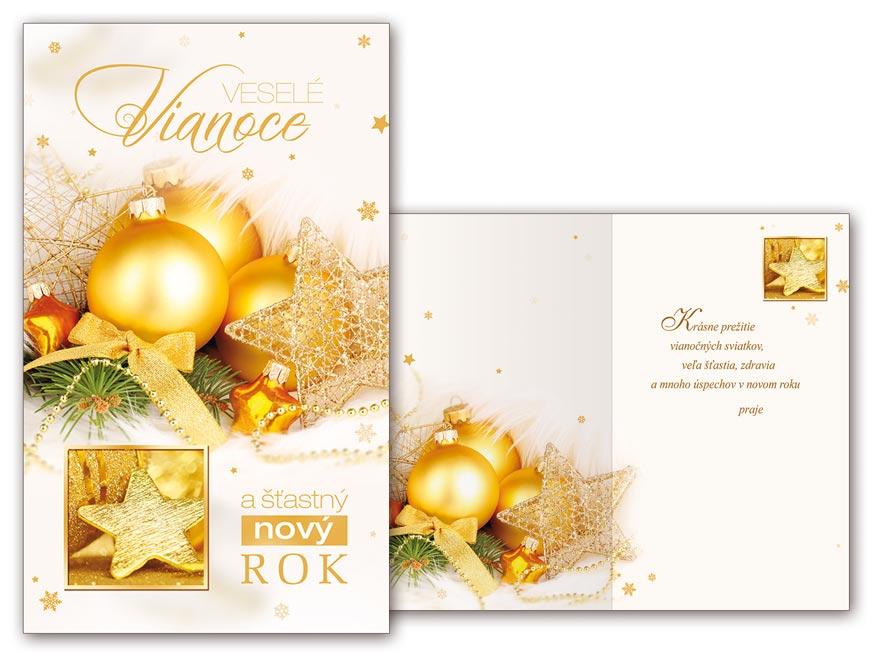 SK Blahoželanie vianočné V24-359 T