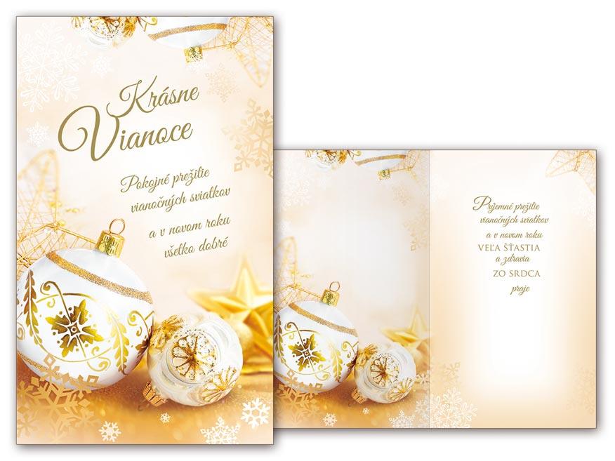 SK Blahoželanie vianočné V24-347 T