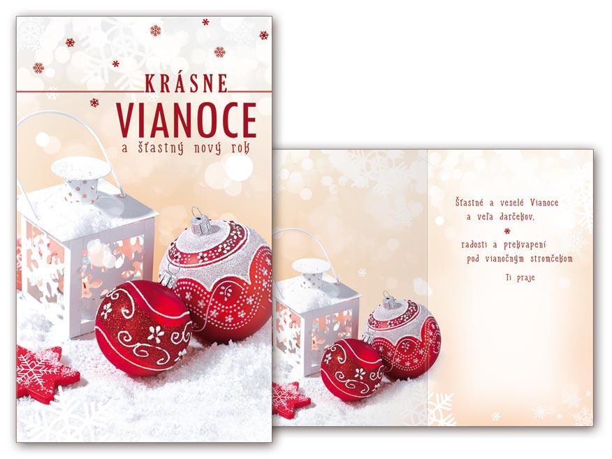 SK Blahoželanie vianočné V24-351 T
