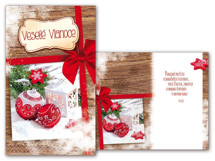 SK Blahoželanie vianočné V24-355 T