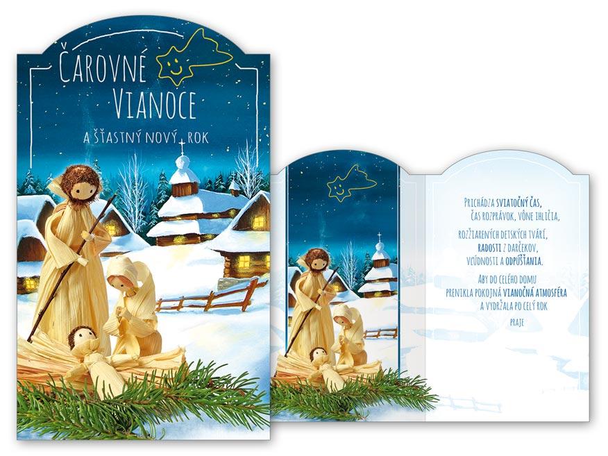 SK Blahoželanie vianočné V24-358 T