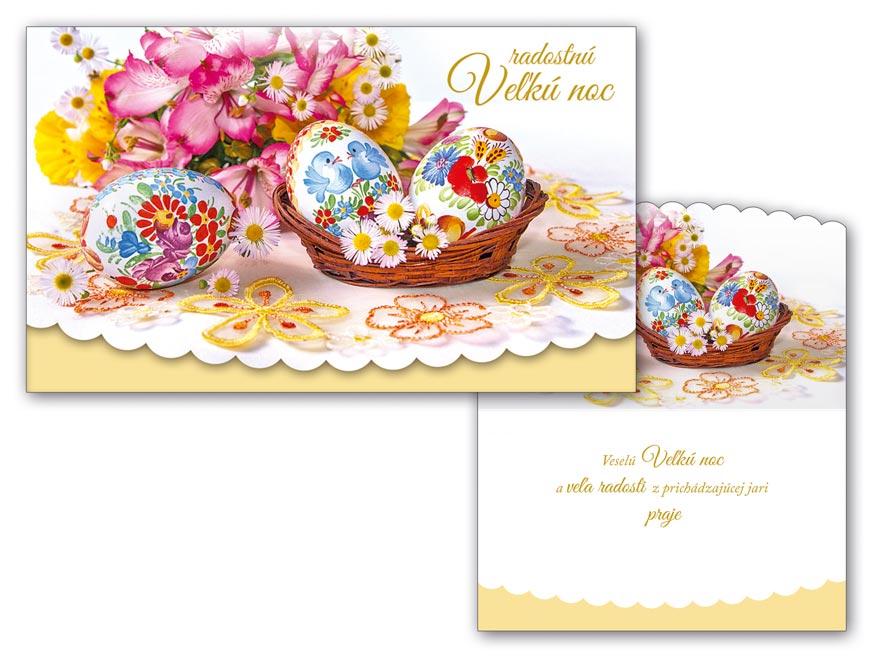 SK Blahoželanie veľká noc N22-045 T