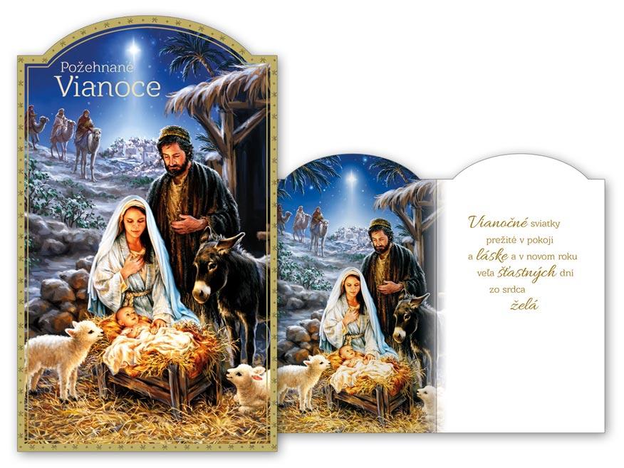 SK Blahoželanie vianočné V24-361 T