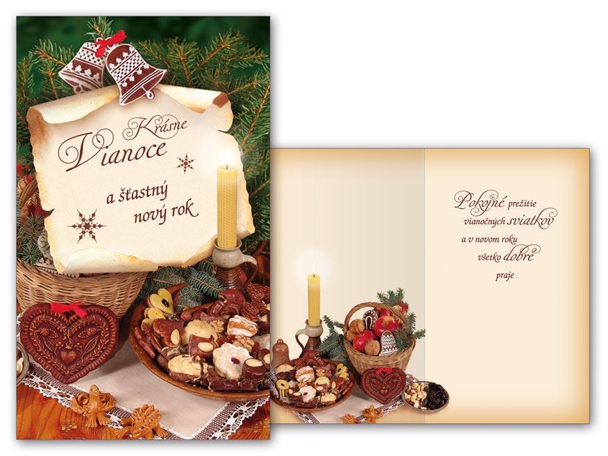 SK Blahoželanie vianočné V24-363 T