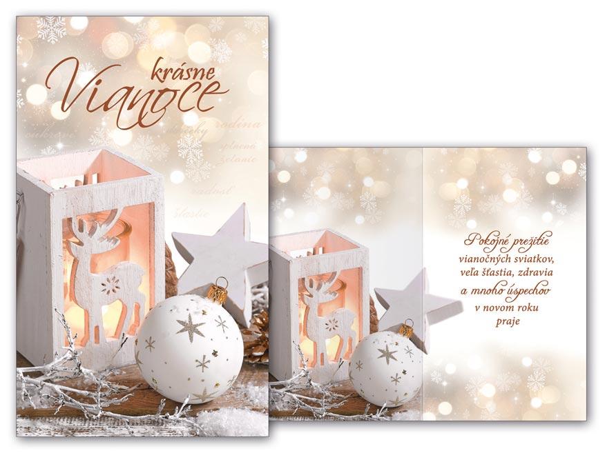 SK Blahoželanie vianočné V24-364 T