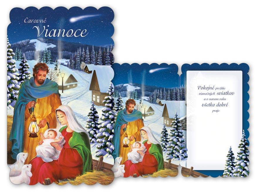 SK Blahoželanie vianočné V24-365 T
