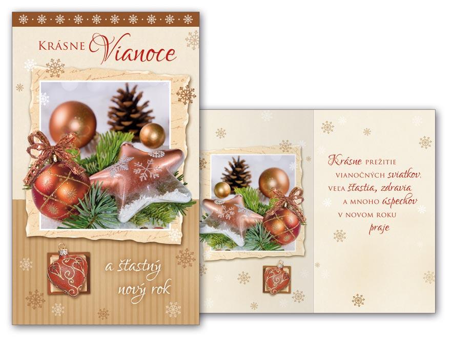 SK Blahoželanie vianočné V24-366 T