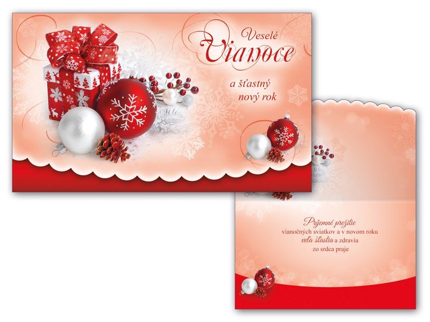 SK Blahoželanie vianočné V24-368 T