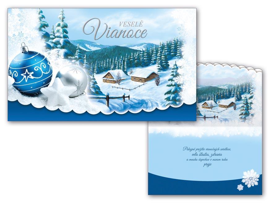 SK Blahoželanie vianočné V24-369 T