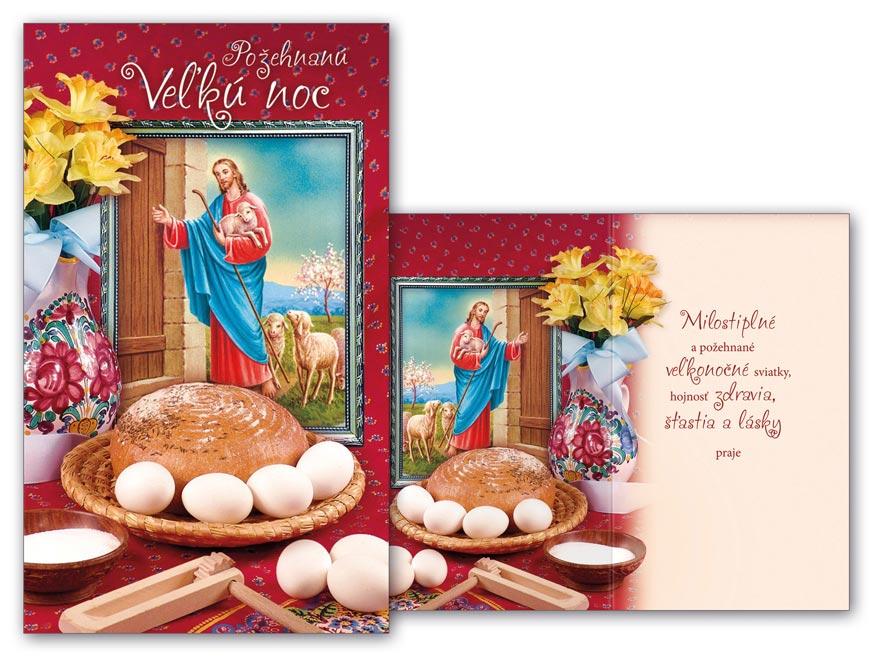 SK Blahoželanie veľká noc N22-046 T