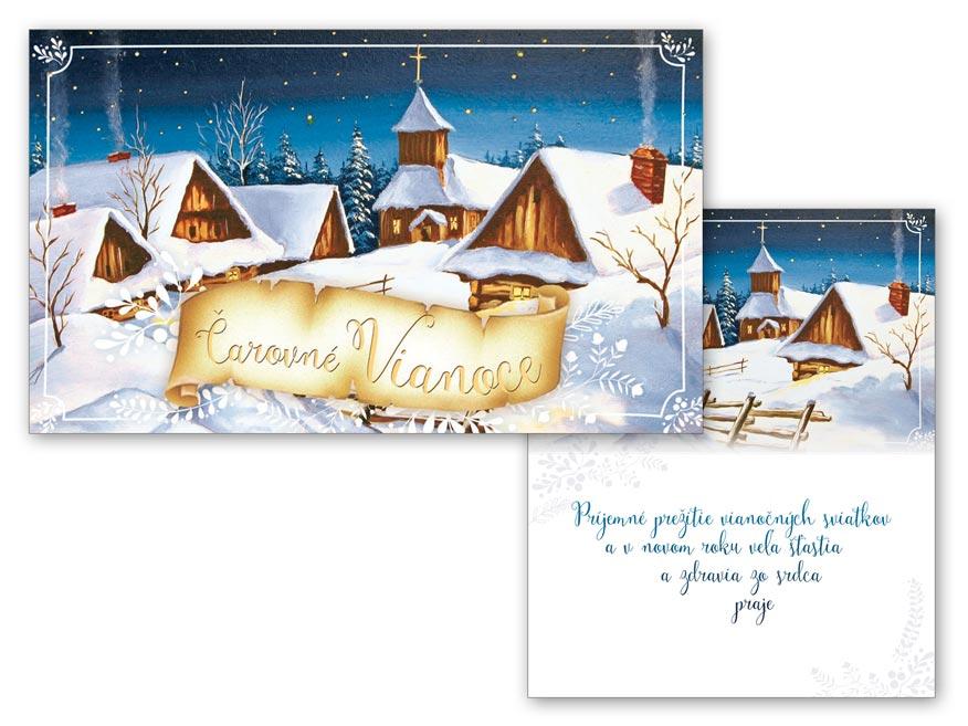 SK Blahoželanie vianočné V24-393 T