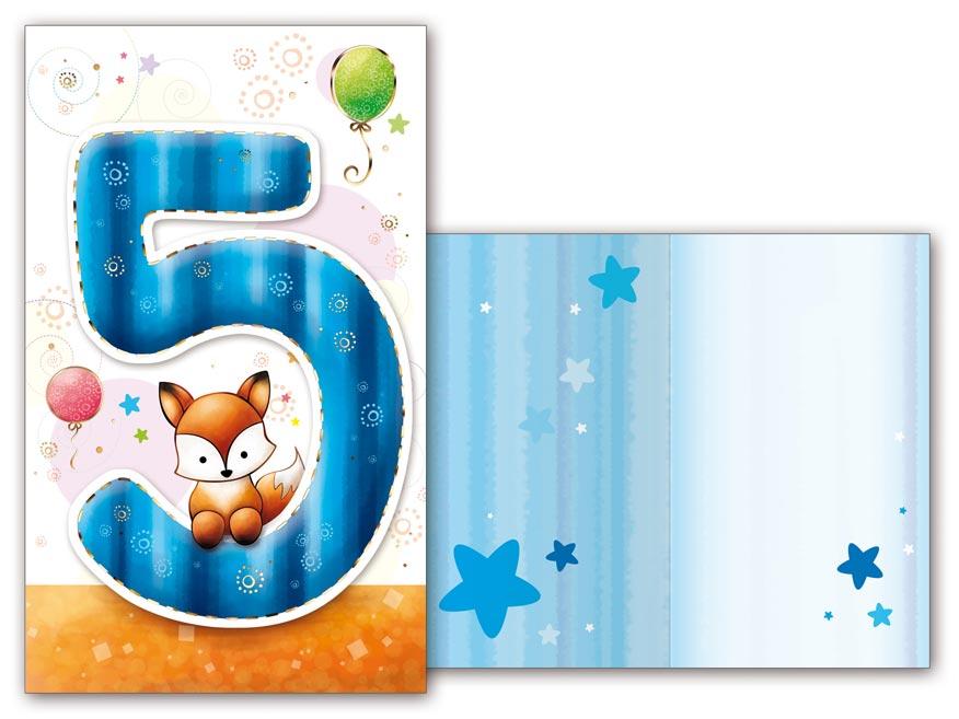 Přání k narozeninám 05 M33-095 T