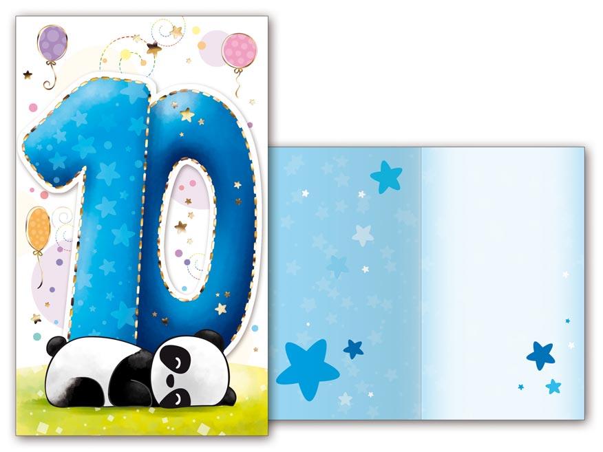 Přání k narozeninám 10 M33-100 T