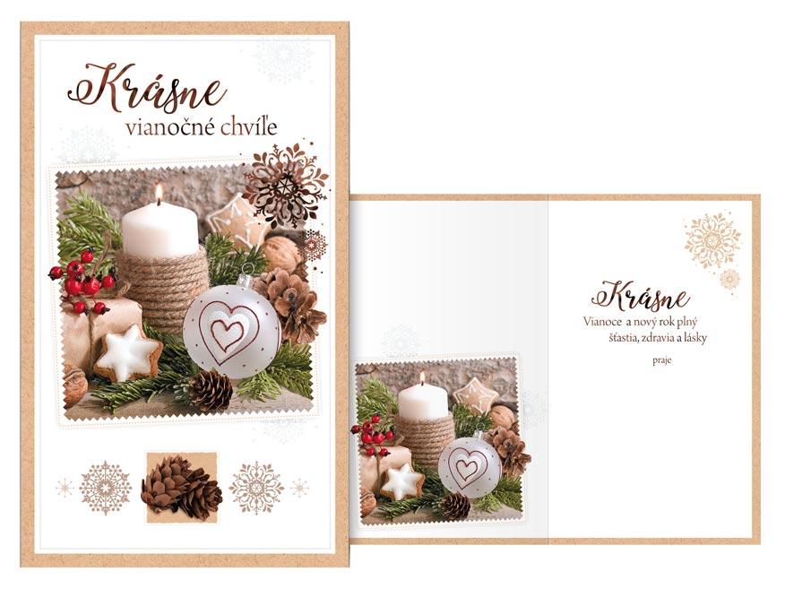 SK Blahoželanie vianočné  V24-399 T