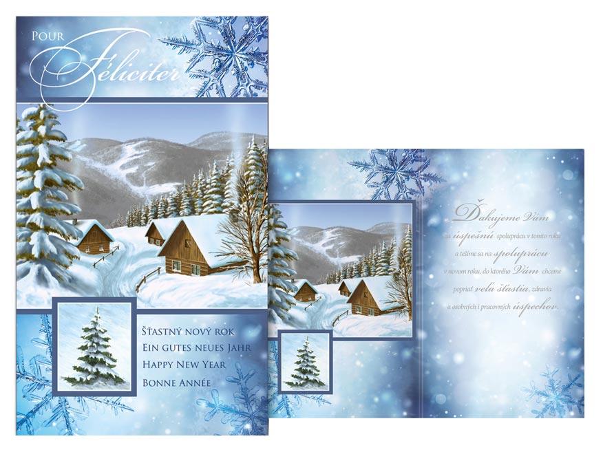 sK Blahoželanie novoročné, novoročné, PF V24-407 T PRANI_T_1935