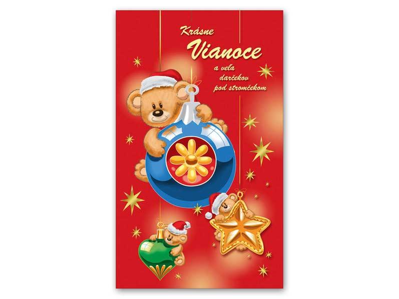 SK Blahoželanie vianočné V24-233 T